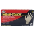 SAS - 6594-20 - Value-Touch Powder Free Disposable Latex Gloves, 5 Mil, X-Large - 100/Pack