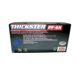 SAS - 6603-20 - Thickster Powder-Free Exam Grade Disposable Latex 14 Mil Gloves, Large, 50 Gloves by Weight