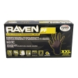 SAS - 66516 - Raven Powder-Free Nitrile Gloves, Small - 100/Pack