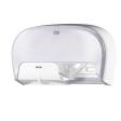 565520 - Tork/Essity High Capacity Bath Tissue Roll Dispenser for OptiCore, White
