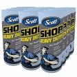 32992 - Kimberly-Clark - Scott Pro Shop Towels On A Roll Blue 1260 - 12/Case