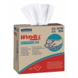 Kimberly Clark Wypall X60 Teri Cloth Reinforced Wipe, White - 34790