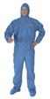 72436 - Kimberly-Clark - Scott Pro Plus Coveralls, XL, Blue - 9/Case