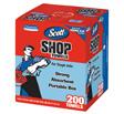 75190 - Kimberly Clark - SCOTT Shop Towels-in-a-Box - 8/Case