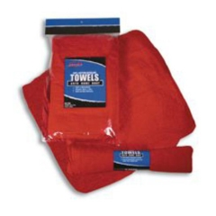 S.M. Arnold - 85-762 - Shop Towels, 5-Pack 12 x 14