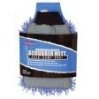 S.M. Arnold - 25-332 - Microfiber Chenille Scrubber Wash Wash Mitt 7.5 x 10.5 (Includes Cuff)