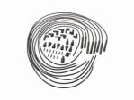 Standard - 3800 - Spark Plug Wire Set