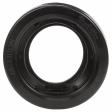 Trucklite - 10713 - Open Back Narrow Groove Black PVC