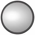 Trucklite - 7039 - Signal-Stat 3 in. Black Plastic Stick-On Convex Mirror