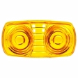 Trucklite - 9007A - Signal-Stat Oval Yellow