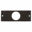 Trucklite - 97927 - Rectangular Mounting Black Rubber