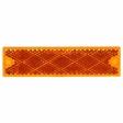 Trucklite - 98003Y - Rectangle Yellow Reflector