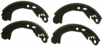 Wagner - Z636R - QuickStop Brake Shoes