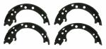Wagner - Z928 - Drum Brake Shoe