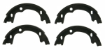 Wagner - Z935 - Parking Brake Shoe