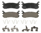Wagner - ZD663A - Disc Brake Pad