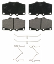 Wagner - ZX137 - Disc Brake Pad