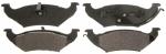 Wagner - ZX715 - QuickStop Brake Pads