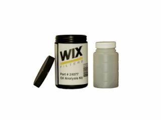 WIX - 24077 - Extended Oil Drain Analysis Kit