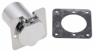 ZeroStart - 860-8032 - Weatherproof housing - square - 2 hole mount with gasket
