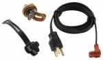 ZeroStart - 310-0009 - Freeze Plug Engine Heater, 400W 120V