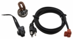 ZeroStart - 310-0016 - Freeze Plug Engine Heater, 400W 120V