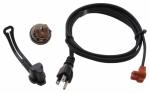 ZeroStart - 310-0018 - Freeze Plug Engine Heater, 400W 120V