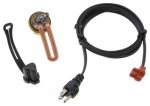 ZeroStart - 310-0043 - Freeze Plug Engine Heater, 1000W 120V