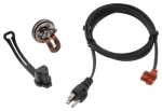 ZeroStart - 310-0049 - Freeze Plug Engine Heater, 400W 120V