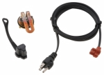 ZeroStart - 310-0059 - Freeze Plug Engine Heater, 1000W 120V