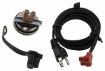 ZeroStart - 310-0072 - Freeze Plug Engine Heater, 600W 120V