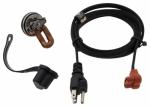 ZeroStart - 310-0102 - Freeze Plug Engine Heater, 400W 120V
