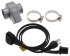 ZeroStart - 320-0002 - Lower Radiator Hose Heater 1-1/4