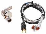 ZeroStart - 350-0015 - Freeze Plug Engine Heater, 1000W 120V